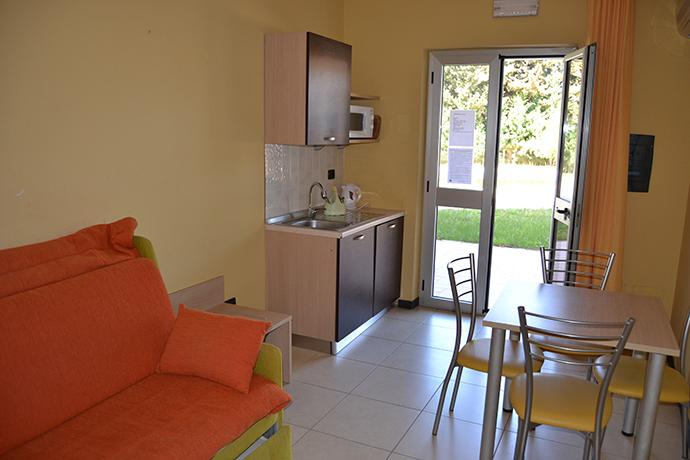 Appartamenti 2/4/6 Persone con Piscina in Calabria