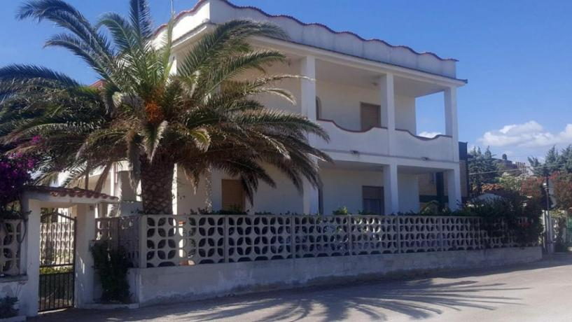 Esterno Villa Vacanze per gruppi sul Gargano