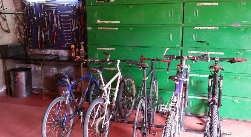 B&B a Nicolosi con rimessa per Biciclette