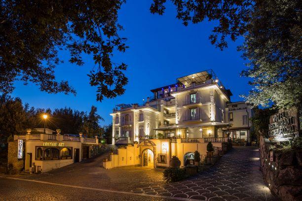 Hotel a Castel Gandolfo