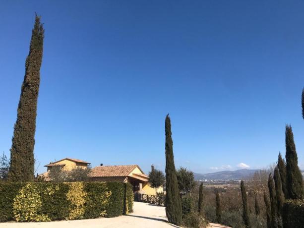 Agriturismo a Bettona con Parcheggio-Umbria-Assisi-Perugia