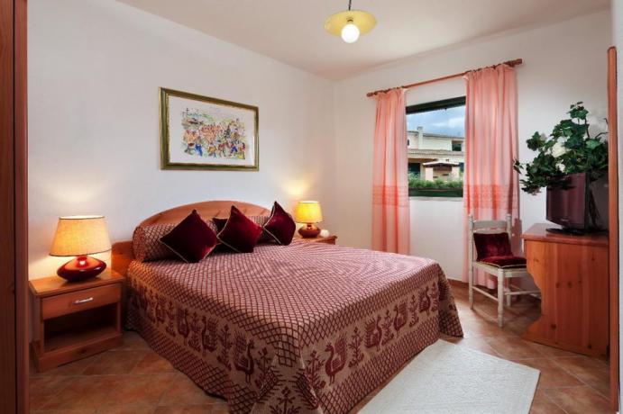 Camera Appartamento Le Ginestre vicino Cala Liberotto