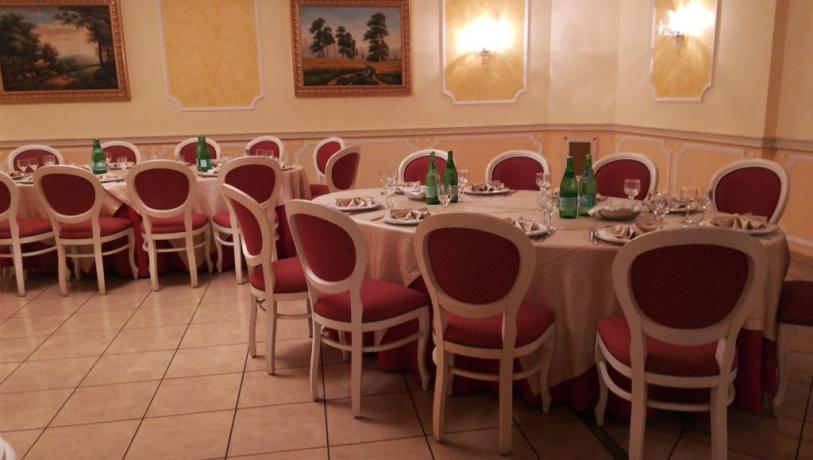 Sala Comune Pranzo e Cena