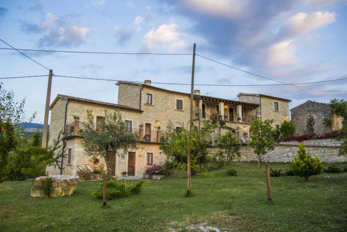 Agriturismo nel Parco N.le della Majella Abruzzo