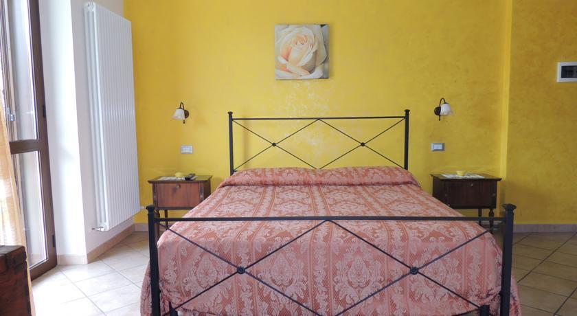 rosa gialla matrimoniale