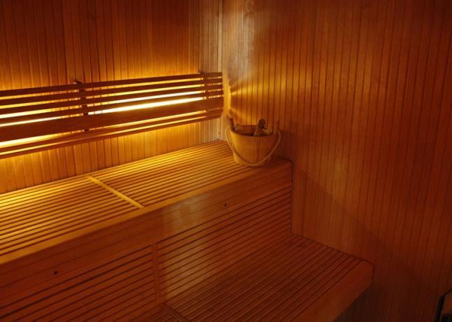Albergo di lusso con SPA sauna Perugia