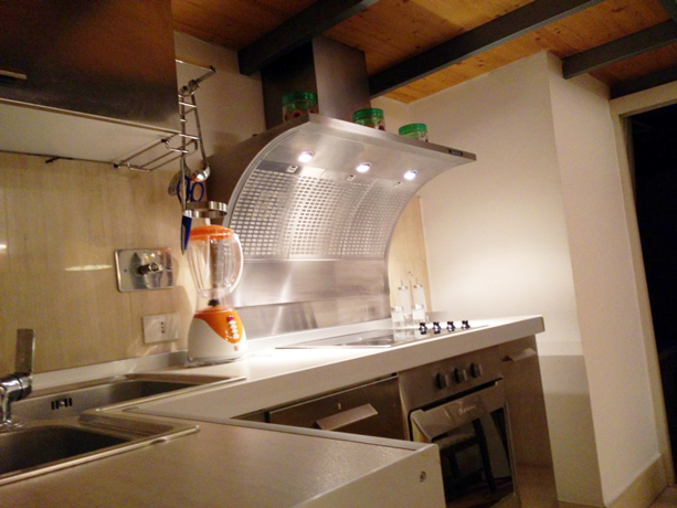 Cucina Americana Casa vicino Roma