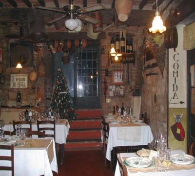 ristorante tipico umbro