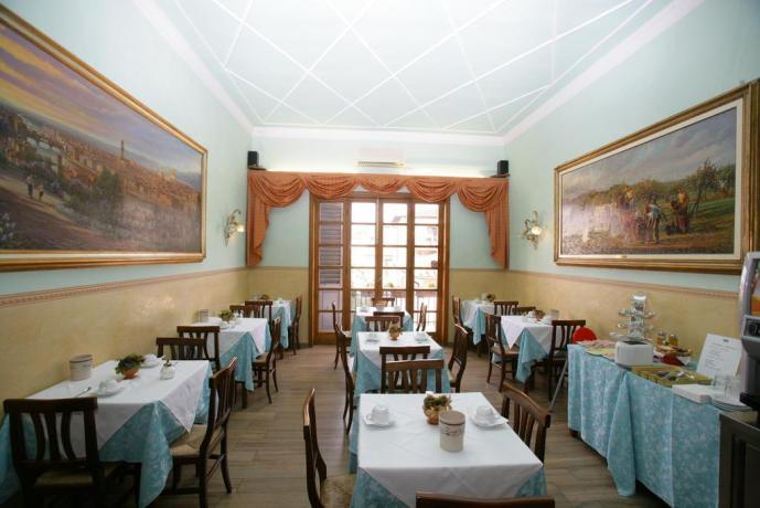 Prima Colazione a Buffet B&B Firenze Centro