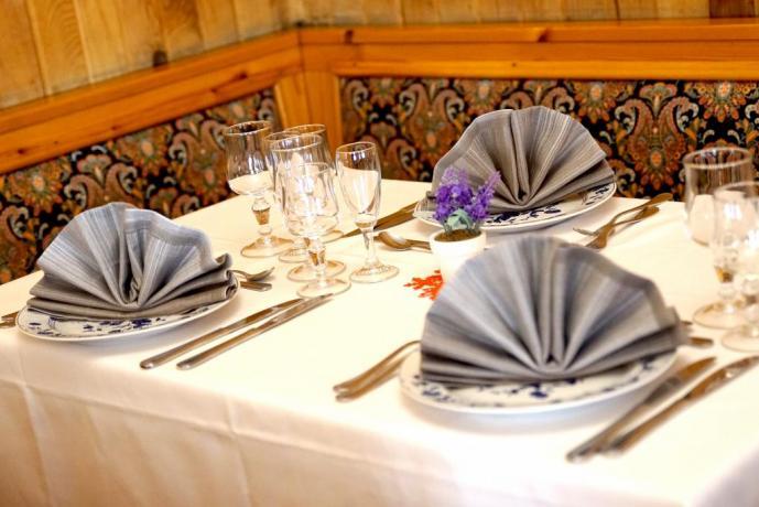 Hotel a Campo Felice con ristorante interno