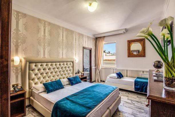 Camera Tripla albergo nel Lazio