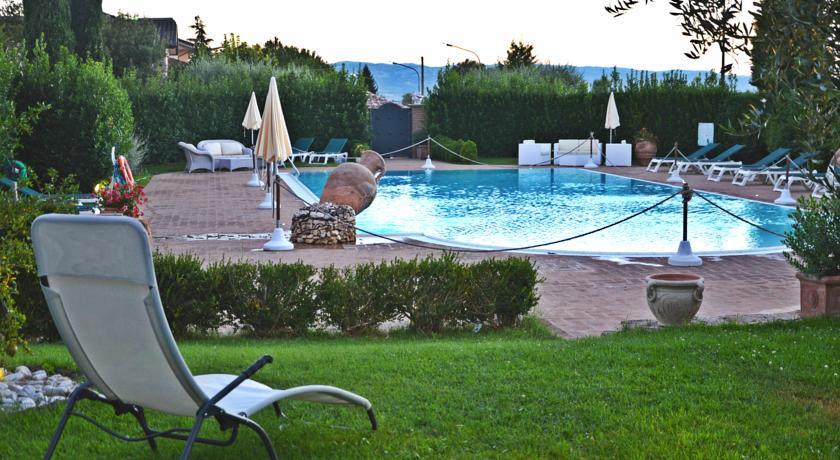 Hotel ideale per soggiorni Relax vicino Assisi