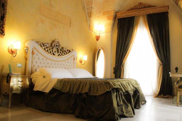 Antica Dimora del Salento vicino Lecce, Camera comfort