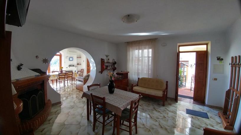 Casa vacanze Barano d'Ischia con appartamento ideale famiglie