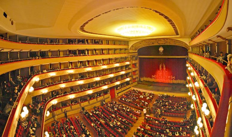 Convenzioni Teatro, Prima fila in tutti gli spettacoli