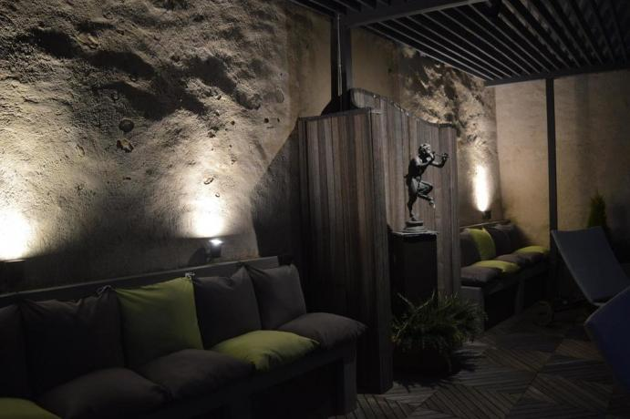 Centro benessere in Hotel a Montefalco