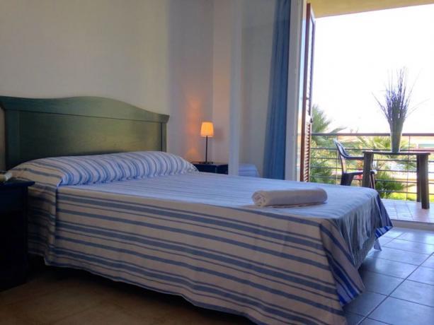 Appartamenti con Terrazzo vista mare a Matera