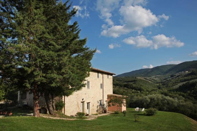 Agriturismo Il Laghetto olio e vino della casa