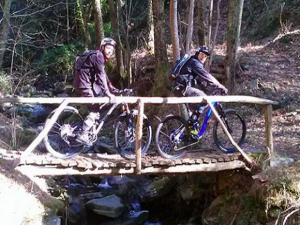 Escursioni in mountain bike per la Valdarno