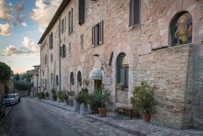 hotel Assisi centro Ideale per gruppi