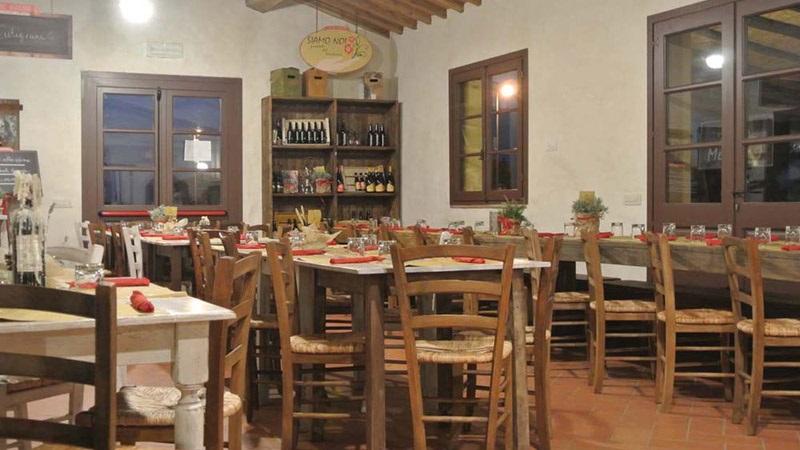 Pizzeria, prodotti tipici toscani in Residence, Alta Maremma