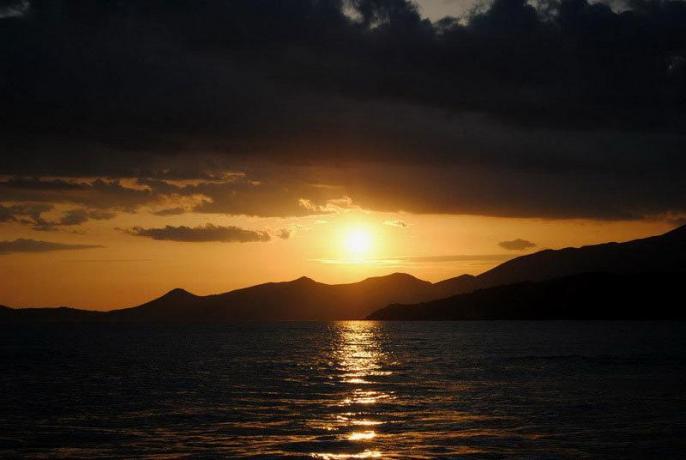 le splendide spiagge della riviera ulisse minturno