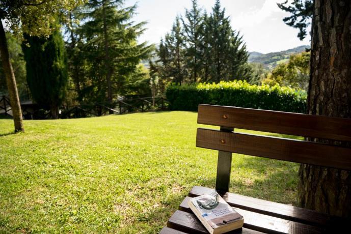 Relax ad Assisi con piscina nel verde