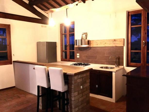 Appartamenti con cucina per Vacanze in Umbria