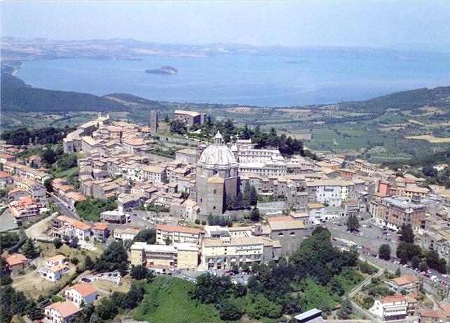 Villa vicino a Montefiascone Viterbo