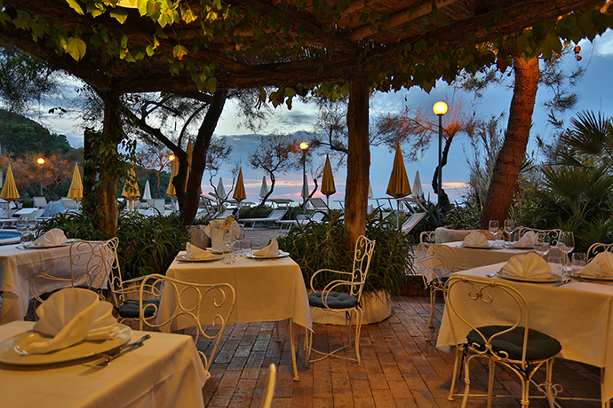 Resort&SPA vista mare con Ristorante a Castellabate