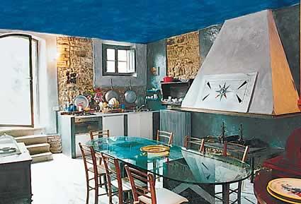 Appartamento Bianco cucina relais vicino Prato