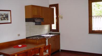 Angolo cottura in Appartamenti a Montecreto