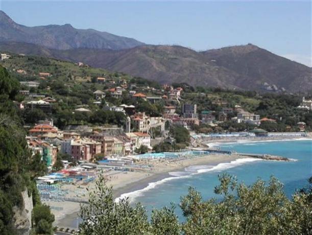 Hotel a con spiaggia convenzionata a Celle Ligure
