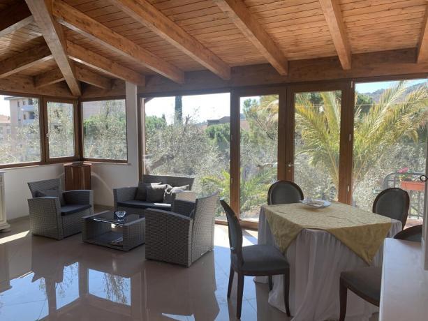 Villa moderna a Perugia per gruppi 8persone