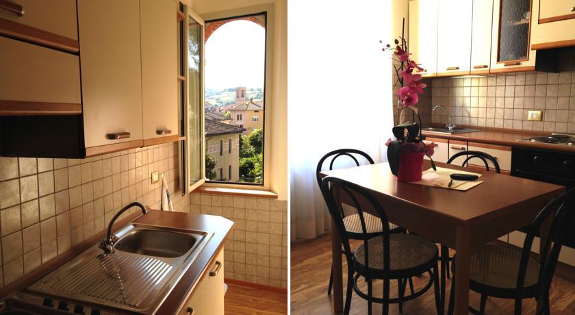 Hotel tra Umbria e Marche con appartamentini