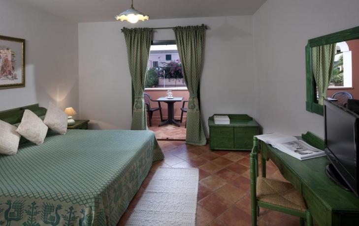 Appartamenti del Residence a Orosei in Sardegna