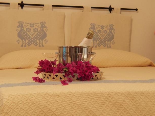Hotel con Servizio in Camera in Gallura