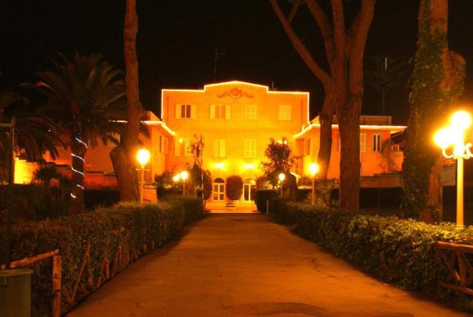 Hotel 3 stelle ad anzio centro vicino zoomarine
