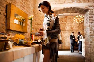 Castello con Ristorante, aperto anche a pranzo