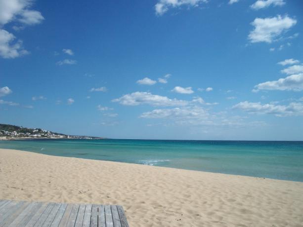 Resort a pochi minuti dalla Spiaggia Leuca