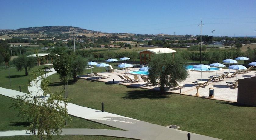 CountryHouse in Campagna vicino Mare Alba Adriatica