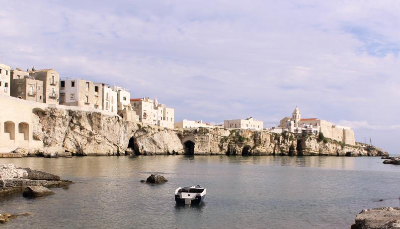 Camere a Vieste, Mare ed escursioni in Barca
