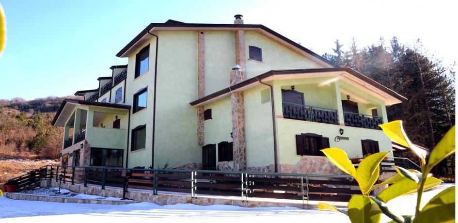 hotel3stelle-parconazionaledabruzzo-alfedena-vicino-roccaraso-ristorante-giardino-wifigratis-escursioni