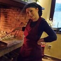 cucina piena di calore e tradizione