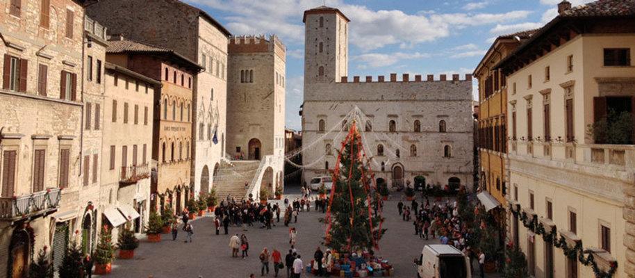 Piazza Todi Centro