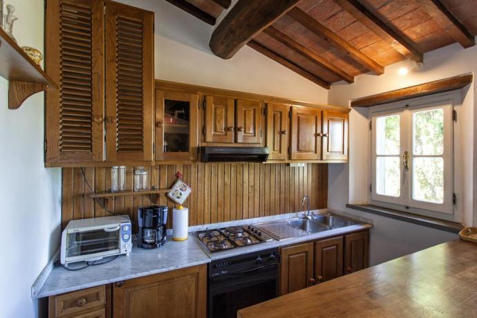 Appartamenti in Villa con angolo cottura Cortona