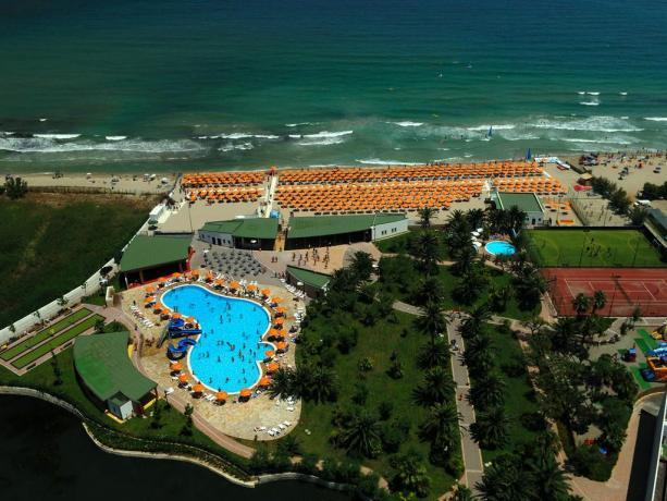 Luxury Village Marina di Ginosa in Puglia