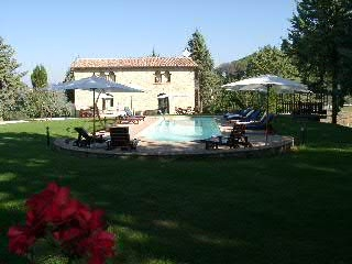 Luxury apartments in Umbria