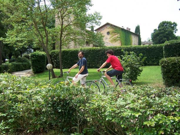 Appartamenti con escursioni e giri in bicicletta