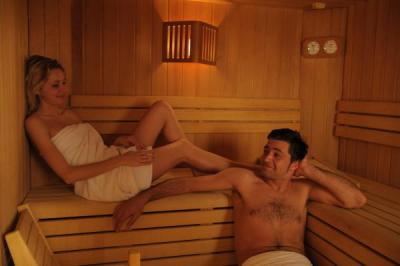 Sauna, momenti di puro relax